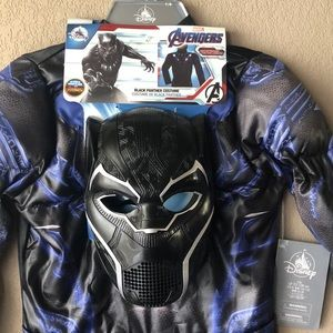 Black Panther Light-Up Disney Store Costume